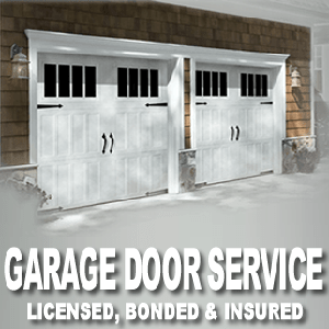 garage door service near me